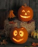 Halloween Kürbisgesichter Haltbar Machen